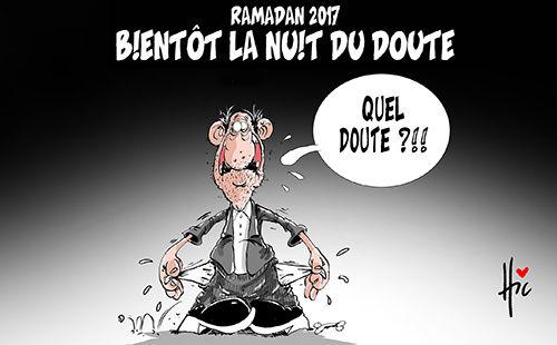 Ramadan 2017: Bientôt la nuit du doute