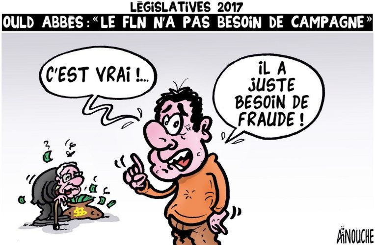"""Législatives 2017 / Ould Abbès: """"Le FLN n'a pas besoin de campagne"""""""