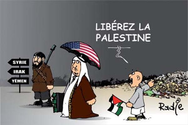 Libérez la Palestine