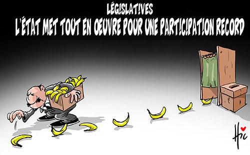 Législatives: L'état met tout en oeuvre pour une participation record