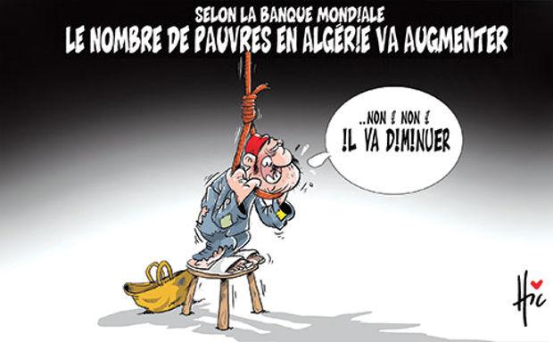Selon la banque mondiale: Le nombre de pauvres en Algérie va augmenter