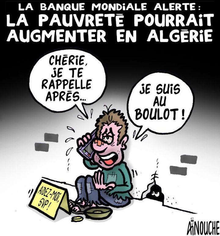 La banque mondiale alerte: La pauvreté pourrait augmenter en Algérie