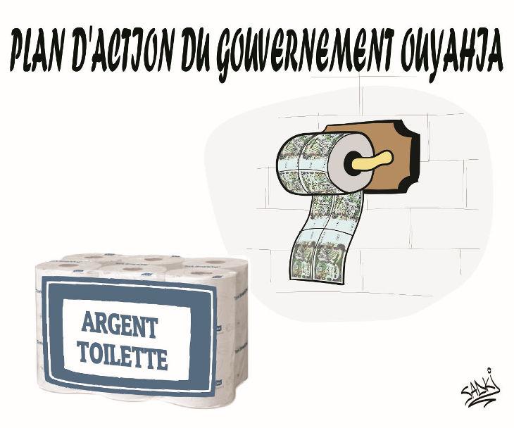 Plan d'action du gouvernement Ouyahia