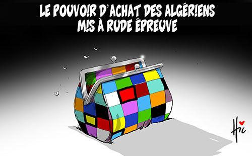 Le pouvoir d'achat des algériens mis à rude épreuve