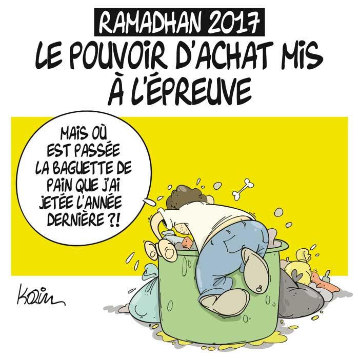 Ramadhan 2017: Le pouvoir d'achat mis à l'épreuve