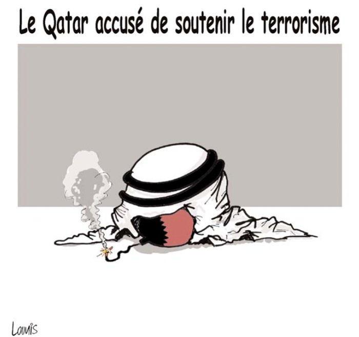 Le Qatar accusé de soutenir le terrorisme