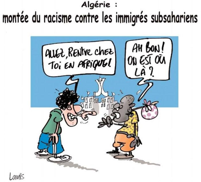 Algérie: Montée du racisme contre les immigrés subsahariens