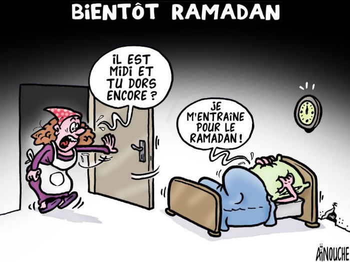 Bientôt ramadan