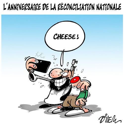 L'anniversaire de la réconciliation nationale