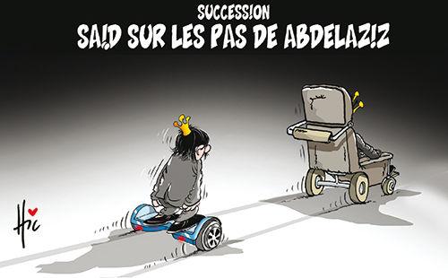 Succession: Saïd sur les pas de Abdelaziz