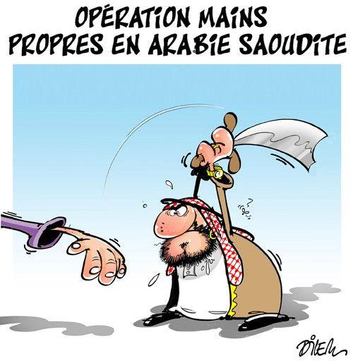Opération pains propres en Arabie Saoudite