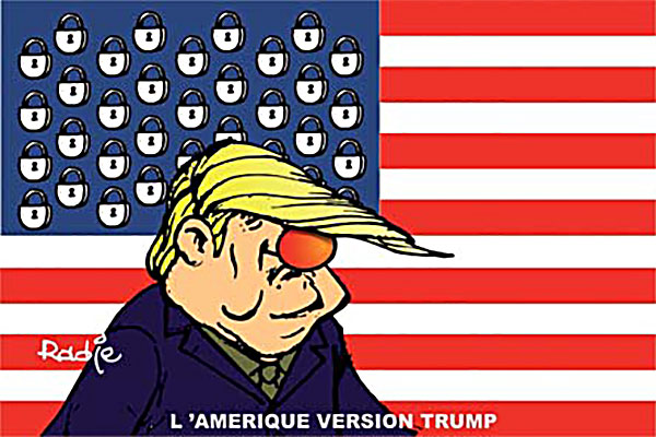 L'Amérique version Trump