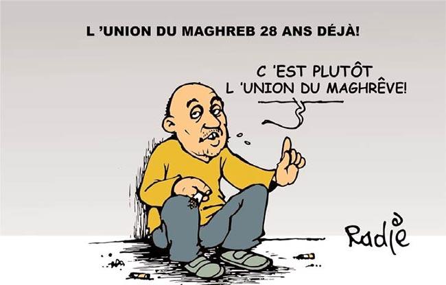 L'union du Maghreb 28 ans déjà