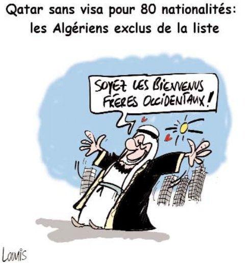 Qatar sans visa pour 80 nationalités: Les Algériens exclus de la liste