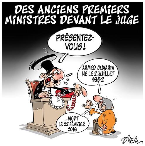 Des anciens premières ministres devant le juge - juge - Gagdz.com