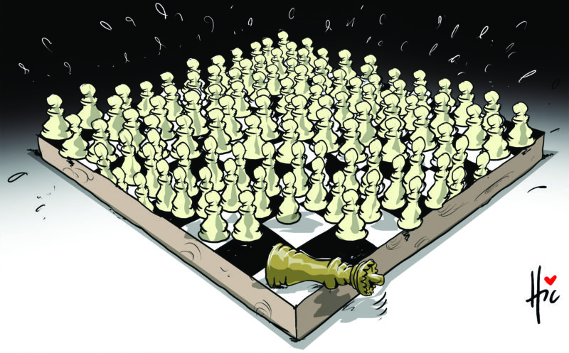 La chute de Bouteflika - Bouteflika - Gagdz.com