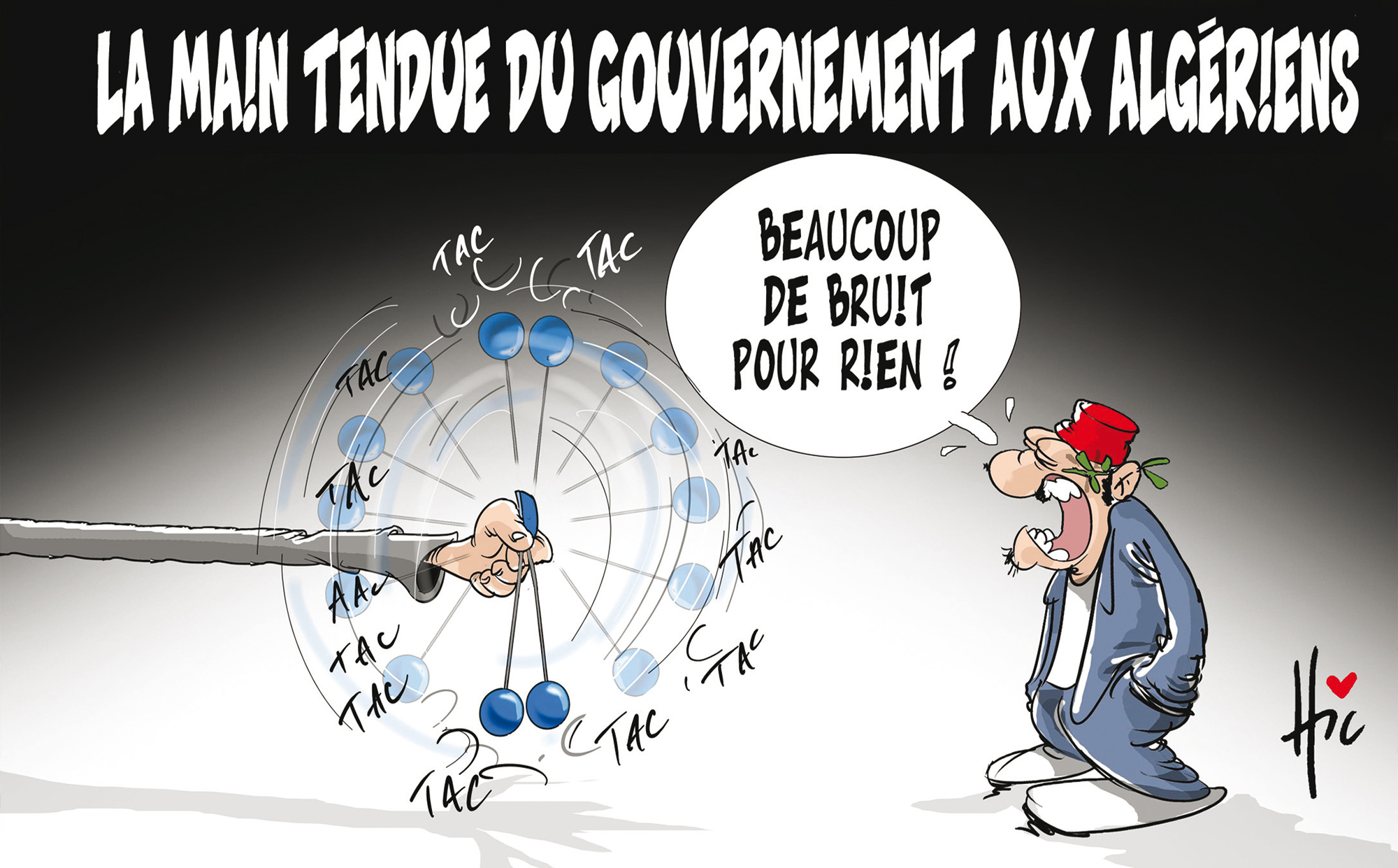 La main tendue du gouvernement aux algériens - gouvernement - Gagdz.com