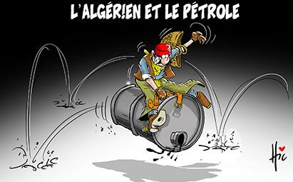 L'algérien et le pétrole - petrole - Gagdz.com