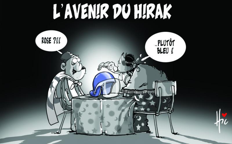 L'avenir du hirak - Dessins et Caricatures, Le Hic - El Watan - Gagdz.com