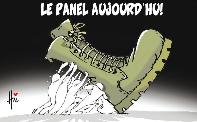 Le panel aujourd'hui - Dessins et Caricatures, Le Hic - El Watan - Gagdz.com