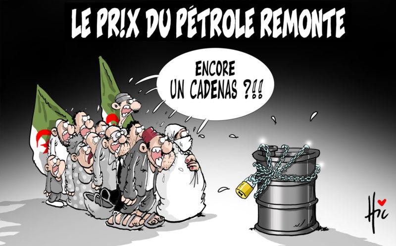 Le prix du pétrole remonte - petrole - Gagdz.com