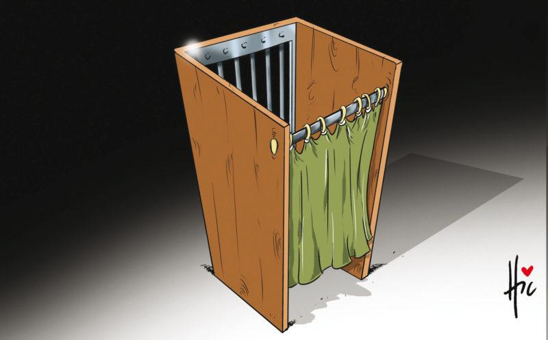 Les algériens boycottent les élections présidentielles - Dessins et Caricatures, Le Hic - El Watan - Gagdz.com