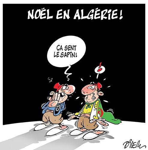 Noël en Algérie - Noel - Gagdz.com