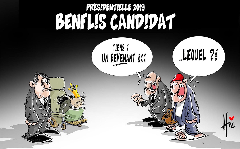 Présidentielle 2019 : Benflis candidat - Benflis - Gagdz.com