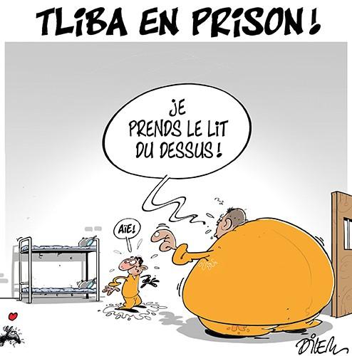 Tliba en prison - Tliba - Gagdz.com