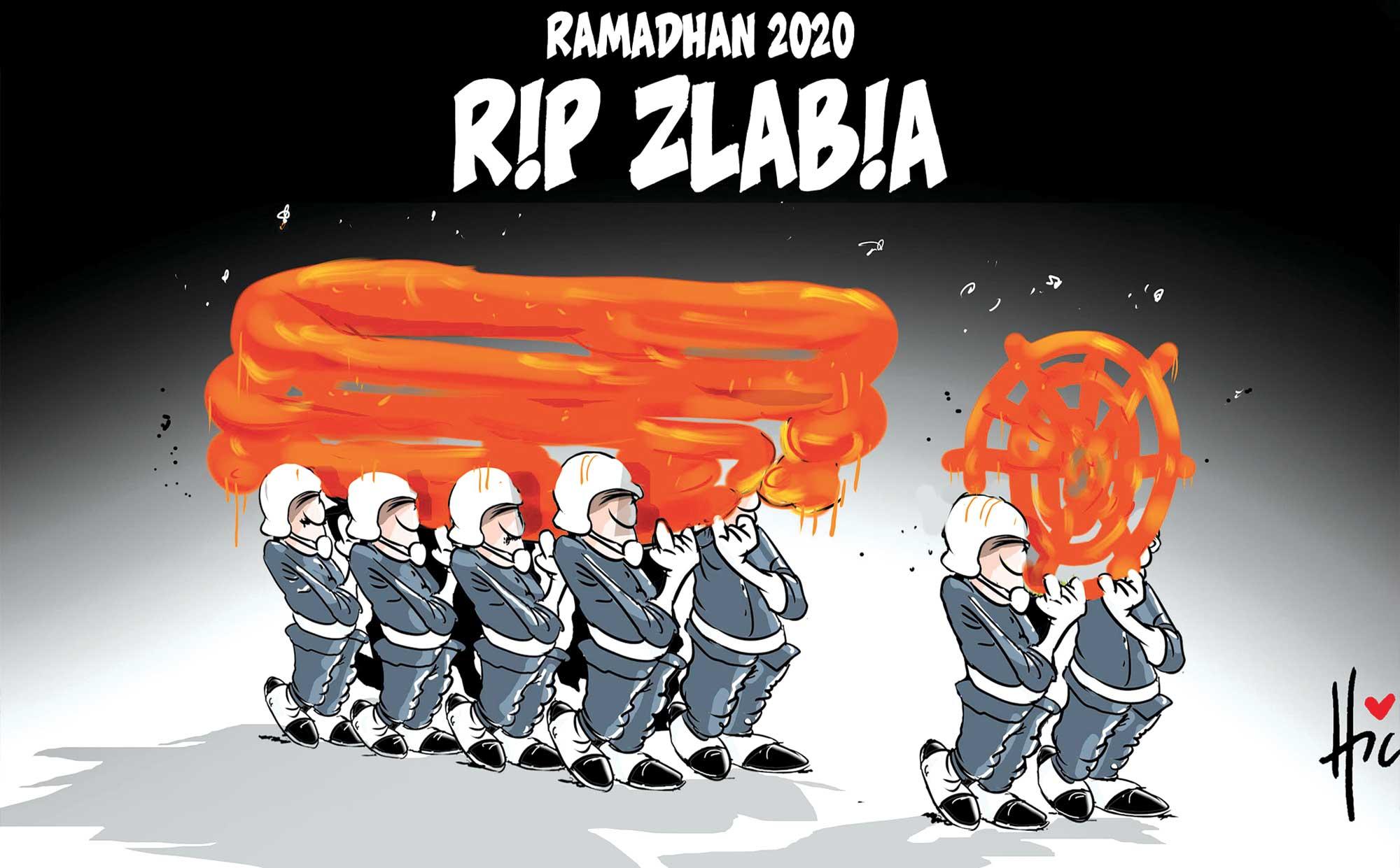 ramadan 2020 : Rest in peace zlabia - Ramadan - Gagdz.com