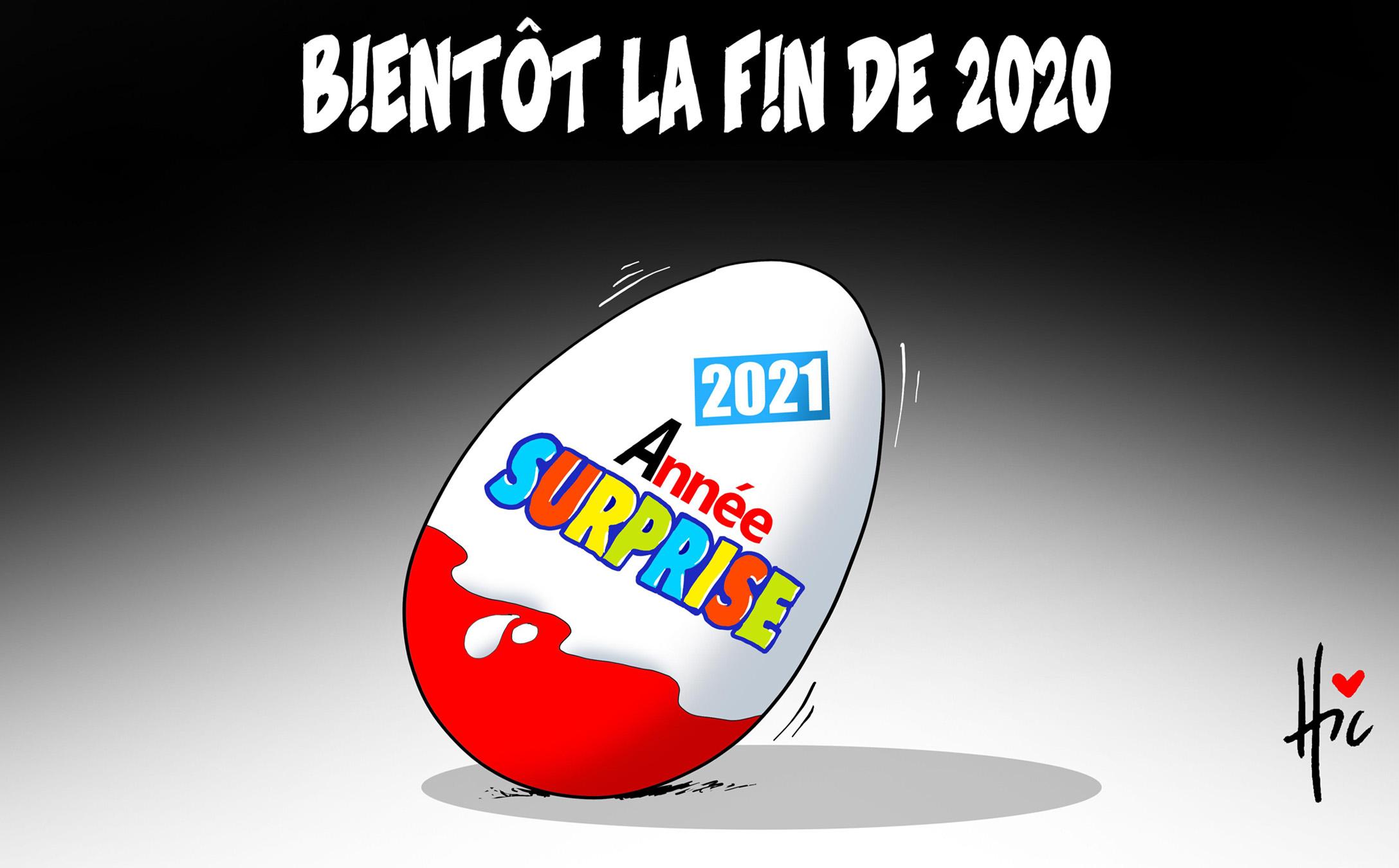 Bientôt la fin de 2020 - 2020 - Gagdz.com