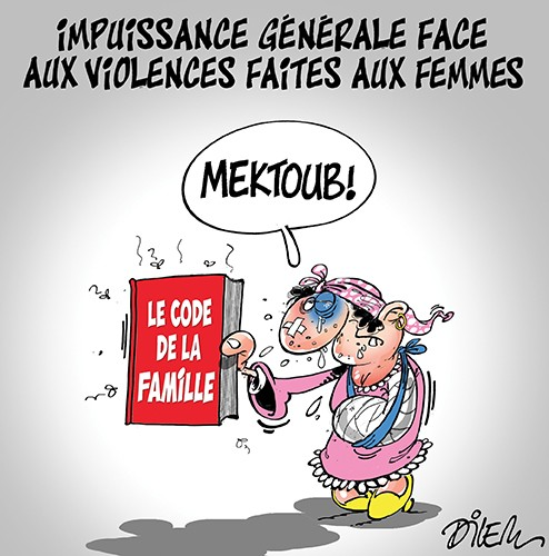Impuissance générale face aux violences faites aux femmes - femmes - Gagdz.com