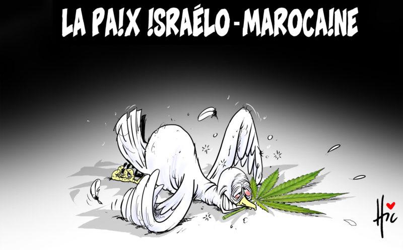 La paix israélo-marocaine - Le Hic - El Watan - Gagdz.com
