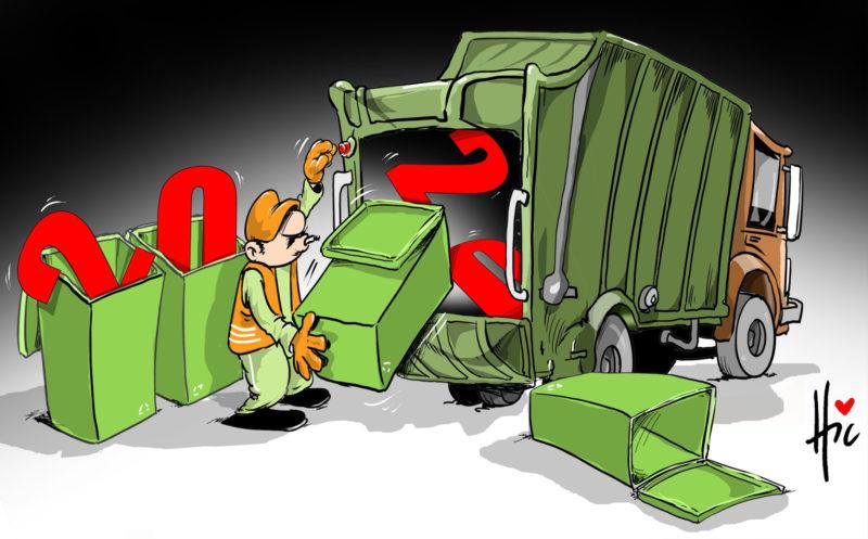 L'année 2020 à la poubelle - Le Hic - El Watan - Gagdz.com
