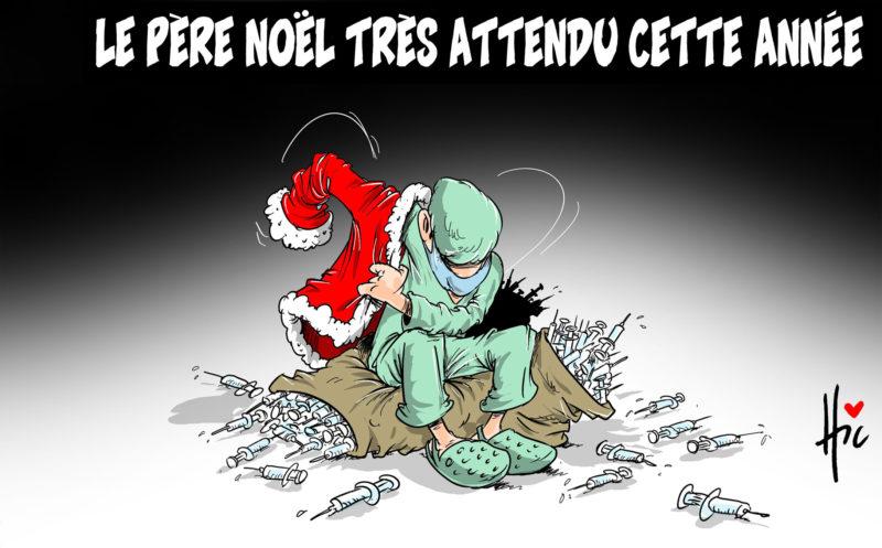 Le père Noël très attendu cette année - Noel - Gagdz.com