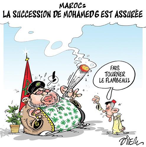 Maroc, la succession de Mohamed 6 est assurée - Maroc - Gagdz.com