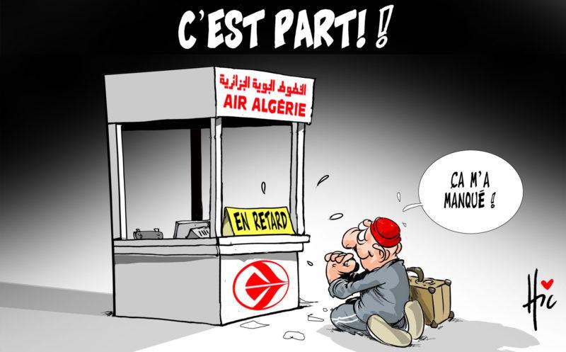 Reprises des vols nationaux de Air Algérie - Le Hic - El Watan - Gagdz.com